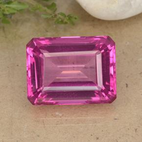 thumb image of 14.5ct Octagon Step Cut Purplish Pink Mystic Topaz (ID: 484917)