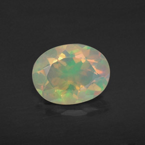 Buy 0.73 ct Multicolor Opal 7.81 mm x 6 mm from GemSelect (Product ID: 309430)