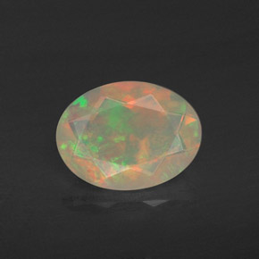 Buy 0.78 ct Multicolor Opal 8.38 mm x 6.3 mm from GemSelect (Product ID: 309431)