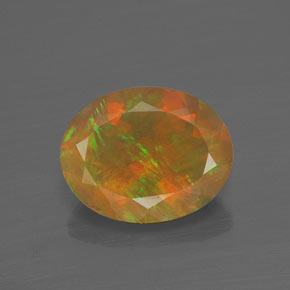 1.43 ct Natural Multicolor Opal