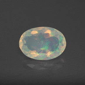 Buy 1.92 ct Multicolor Opal 10.97 mm x 7.8 mm from GemSelect (Product ID: 311787)