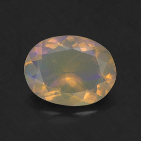 Buy 1.27 ct Multicolor Opal 10.13 mm x 7.7 mm from GemSelect (Product ID: 311859)