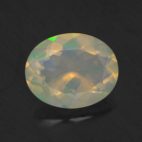 Buy 1.50 ct Multicolor Opal 10.10 mm x 8.1 mm from GemSelect (Product ID: 311860)