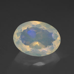 Buy 2.58ct Multicolor Opal 12.01mm x 8.93mm from GemSelect (Product ID: 315230)