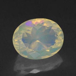 Buy 2.11 ct Multicolor Opal 10.54 mm x 8.3 mm from GemSelect (Product ID: 316610)