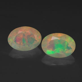 Buy 1.17 ct Multicolor Opal 7.13 mm x 5.2 mm from GemSelect (Product ID: 317984)