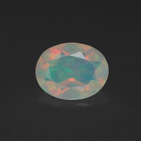 Buy 0.98ct Multicolor Opal 9.10mm x 7.12mm from GemSelect (Product ID: 318188)