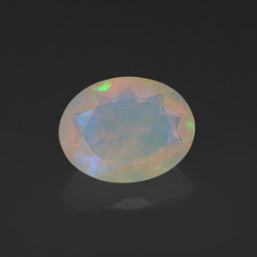 Buy 1.11 ct Multicolor Opal 9.03 mm x 7 mm from GemSelect (Product ID: 318193)