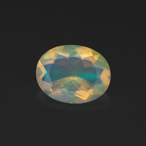 Buy 0.99 ct Multicolor Opal 8.95 mm x 7 mm from GemSelect (Product ID: 318271)