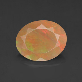 Buy 1.43ct Multicolor Opal 10.05mm x 8.03mm from GemSelect (Product ID: 318317)