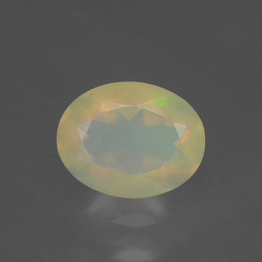 Buy 1.18 ct Multicolor Opal 9.07 mm x 7.1 mm from GemSelect (Product ID: 318407)