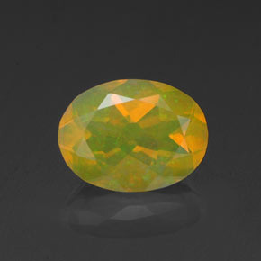Buy 0.98ct Multicolor Opal 8.35mm x 6.28mm from GemSelect (Product ID: 319196)