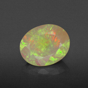 Buy 1.70 ct Multicolor Opal 10.30 mm x 8.2 mm from GemSelect (Product ID: 319957)