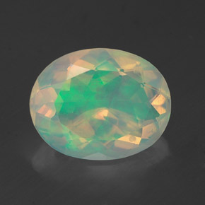 1.6 ct Natural Multicolor Opal