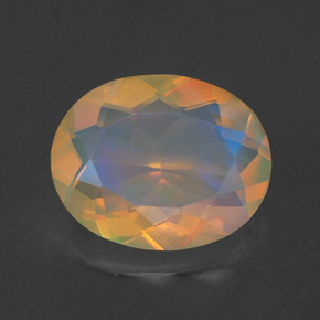 Buy 1.59 ct Multicolor Opal 10.31 mm x 8.3 mm from GemSelect (Product ID: 321223)