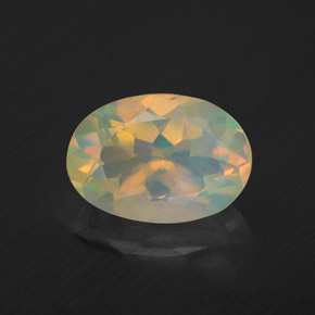 1.26 ct Natural Multicolor Opal