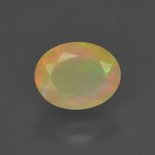 1.3 ct Natural Multicolor Opal
