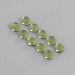 Buy 4.07 ct Lively Green Peridot 4.24 mm  from GemSelect (Product ID: 267688)