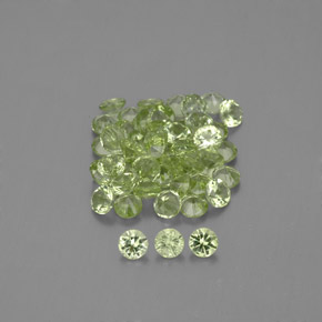 thumb image of 0ct Diamond-Cut Lively Green Peridot (ID: 343922)