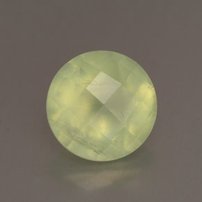 Buy 1.94ct Green Prehnite 7.93mm  from GemSelect (Product ID: 248699)