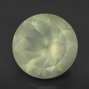 Buy 5.62 ct Green Prehnite 11.99 mm  from GemSelect (Product ID: 271626)