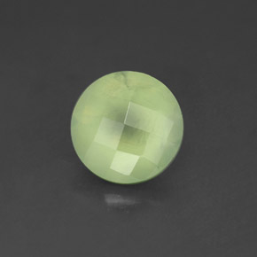 Buy 1.93ct Green Prehnite 7.98mm  from GemSelect (Product ID: 305220)