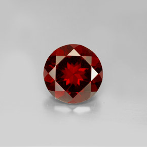 Buy 3.17 ct Deep Red Pyrope Garnet 8.99 mm  from GemSelect (Product ID: 278301)