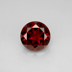 Buy 3.48ct Deep Red Pyrope Garnet 9.06mm  from GemSelect (Product ID: 281426)
