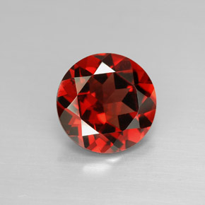Buy 2.91 ct Deep Red Pyrope Garnet 8.94 mm  from GemSelect (Product ID: 298216)