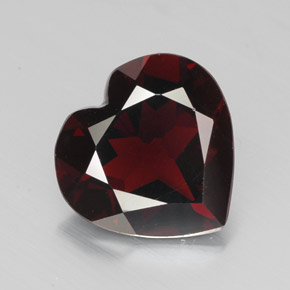 Buy 3.08 ct Deep Red Pyrope Garnet 9.80 mm x 9.6 mm from GemSelect (Product ID: 317932)