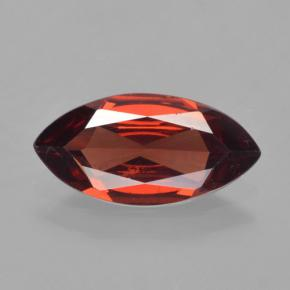 Red Pyrope Garnet Gem - 1.8ct Marquise Facet (ID: 463248)