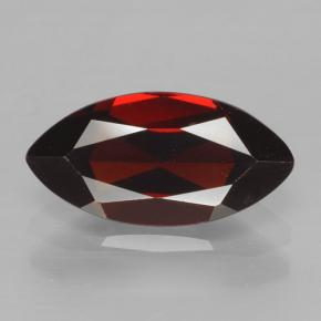 2.3ct Marquise Facet Deep Red Pyrope Garnet Gem (ID: 465816)