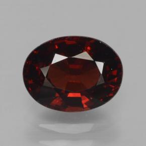 Buy 1.90 ct Red Pyrope Garnet 8.06 mm x 6.1 mm from GemSelect (Product ID: 465948)