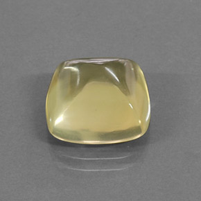 Buy 9.14 ct Lemon Quartz 13.02 mm x 13 mm from GemSelect (Product ID: 262677)