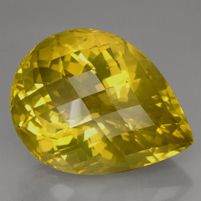 Buy 145.55 ct Lemon Quartz 40.79 mm x 31.3 mm from GemSelect (Product ID: 264709)
