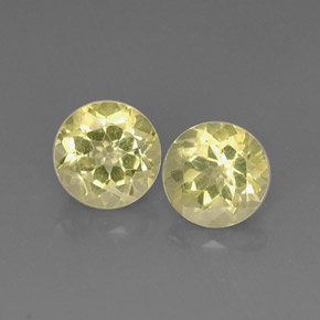 Buy 5.05ct Lemon Quartz 9.02mm  from GemSelect (Product ID: 287125)