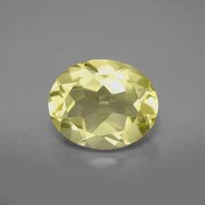 Buy 3.36 ct Lemon Quartz 11.04 mm x 9.1 mm from GemSelect (Product ID: 299767)