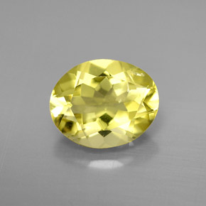Buy 3.24 ct Lemon Quartz 11.08 mm x 9 mm from GemSelect (Product ID: 299772)