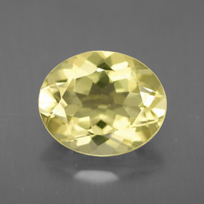 Buy 3.07 ct Lemon Quartz 10.84 mm x 9 mm from GemSelect (Product ID: 300929)