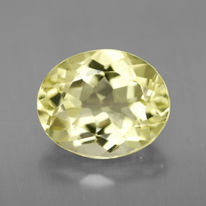 3.38 ct Natural Lemon Quartz