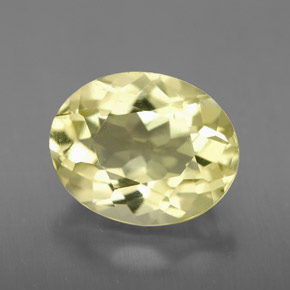 Buy 3.60 ct Lemon Quartz 11.12 mm x 8.9 mm from GemSelect (Product ID: 300932)