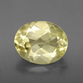 Buy 3.10ct Lemon Quartz 10.93mm x 8.74mm from GemSelect (Product ID: 300936)