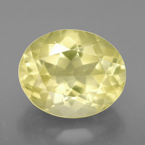 Buy 3.52 ct Lemon Quartz 11.07 mm x 9.1 mm from GemSelect (Product ID: 301494)