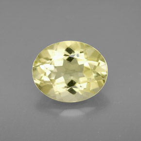 Buy 3.11 ct Lemon Quartz 10.92 mm x 8.9 mm from GemSelect (Product ID: 301619)