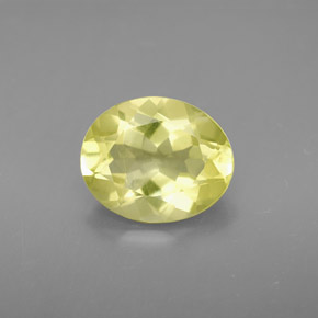 Buy 2.86 ct Lemon Quartz 10.92 mm x 8.9 mm from GemSelect (Product ID: 301620)