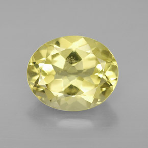 Buy 3.30 ct Lemon Quartz 11.08 mm x 9.2 mm from GemSelect (Product ID: 302223)