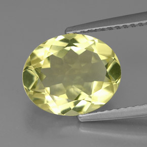 Buy 2.95 ct Lemon Quartz 10.95 mm x 9 mm from GemSelect (Product ID: 305049)