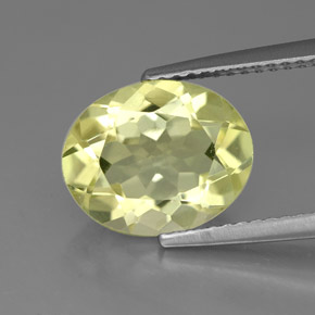 Buy 3.04ct Lemon Quartz 11.10mm x 8.98mm from GemSelect (Product ID: 305053)