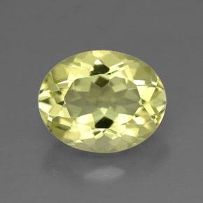 Buy 3.82 ct Lemon Quartz 11.35 mm x 9.1 mm from GemSelect (Product ID: 305061)