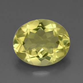 Buy 3.11 ct Lemon Quartz 11.08 mm x 9.1 mm from GemSelect (Product ID: 305066)